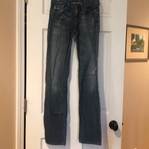 Big Star Sugar Straight leg Jeans